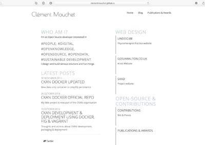 clementmouchet.com